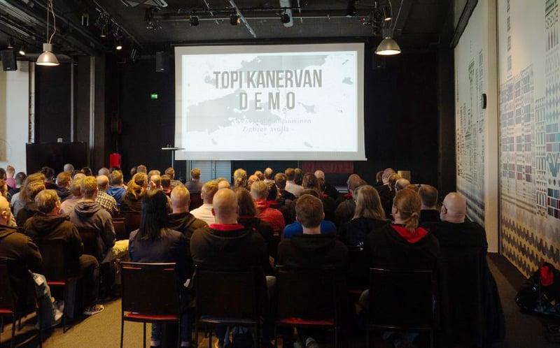 Cinia DevCon 2019 Tampereen Tornissa