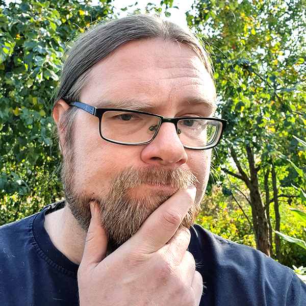 Ohjelmistoarkkitehti Henrik Collin